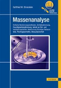 Cover Massenanalyse