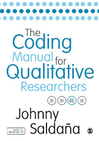 Cover The Coding Manual for Qualitative Researchers