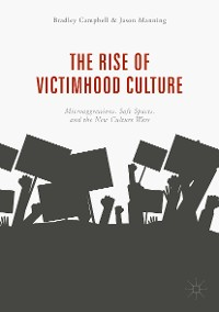 Cover The Rise of Victimhood Culture