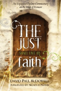 Cover The Just Shall Live by Faith
