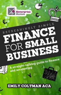 Cover Refreshingly Simple Finance for Small Business