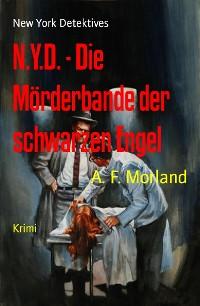 Cover N.Y.D. - Die Mörderbande der schwarzen Engel