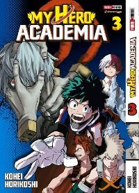 Cover My Hero Academia 3