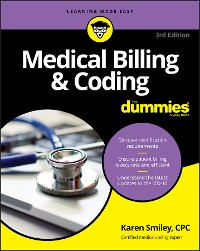 Cover Medical Billing & Coding For Dummies