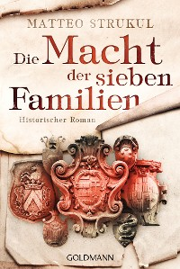Cover Die Macht der sieben Familien