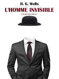 Cover L´Homme invisible
