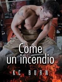 Cover Come un incendio