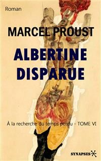 Cover Albertine disparue