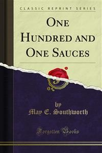 Cover One Hundred and One Sauces