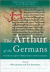 Cover The Arthur of the Germans