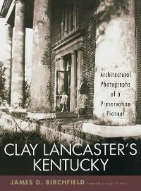 Cover Clay Lancaster's Kentucky
