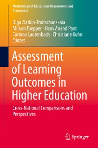 Cover Assessment of Learning Outcomes in Higher Education