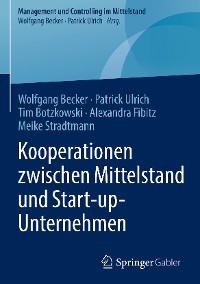 Cover Kooperationen zwischen Mittelstand und Start-up-Unternehmen
