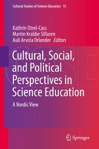 Cover Cultural, Social, and Political Perspectives in Science Education