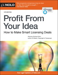 Cover Profit From Your Idea