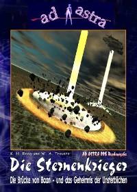 Cover AD ASTRA 006 Buchausgabe: Die Sternenkrieger