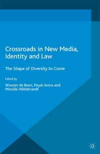 Cover Crossroads in New Media, Identity and Law