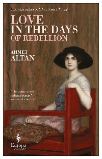 Cover Love in the Days of Rebellion