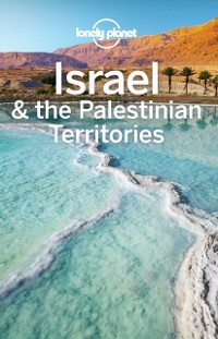 Cover Lonely Planet Israel & the Palestinian Territories
