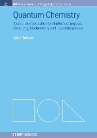 Cover Quantum Chemistry
