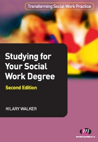 Cover Studying for your Social Work Degree