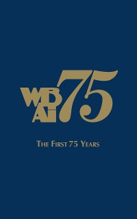 Cover WBAI-The First 75 Years