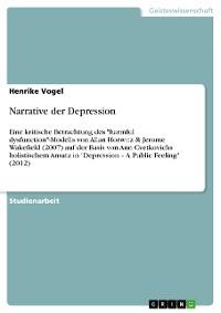 Cover Narrative der Depression