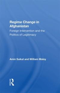 Cover Regime Change In Afghanistan