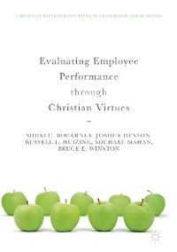 Cover Evaluating Employee Performance through Christian Virtues