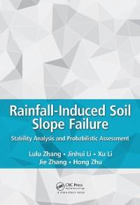 Cover Rainfall-Induced Soil Slope Failure