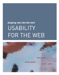 Cover Usability for the Web