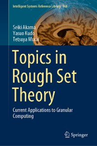 Cover Topics in Rough Set Theory