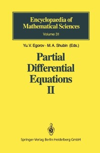 Cover Partial Differential Equations II