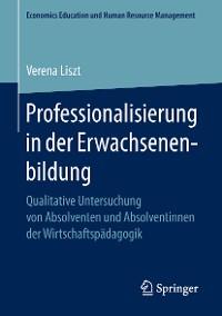 Cover Professionalisierung in der Erwachsenenbildung
