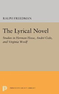 Cover The Lyrical Novel
