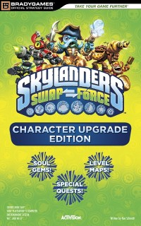 Cover Skylanders SWAP Force Character Upgrade Edition