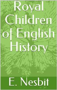 Cover Royal Children of English History