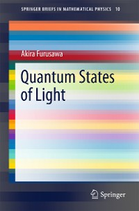 Cover Quantum States of Light