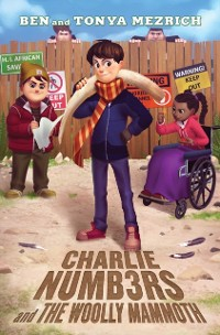 Cover Charlie Numbers and the Woolly Mammoth