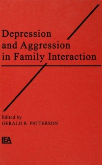 Cover Depression and Aggression in Family interaction