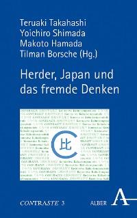 Cover Herder, Japan und das fremde Denken