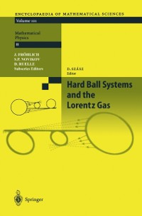 Cover Hard Ball Systems and the Lorentz Gas