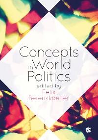 Cover Concepts in World Politics