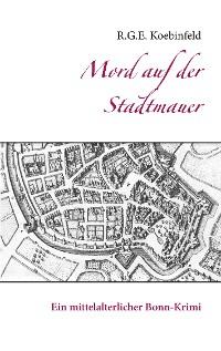 Cover Mord auf der Stadtmauer