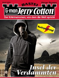 Cover Jerry Cotton 3348