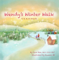 Cover Wendy's Winter Walk