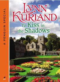 Cover To Kiss in the Shadows