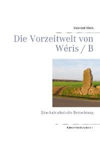 Cover Die Vorzeitwelt von Wéris / B