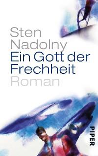 Cover Ein Gott der Frechheit
