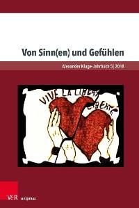 Cover Von Sinn(en) und Gefühlen